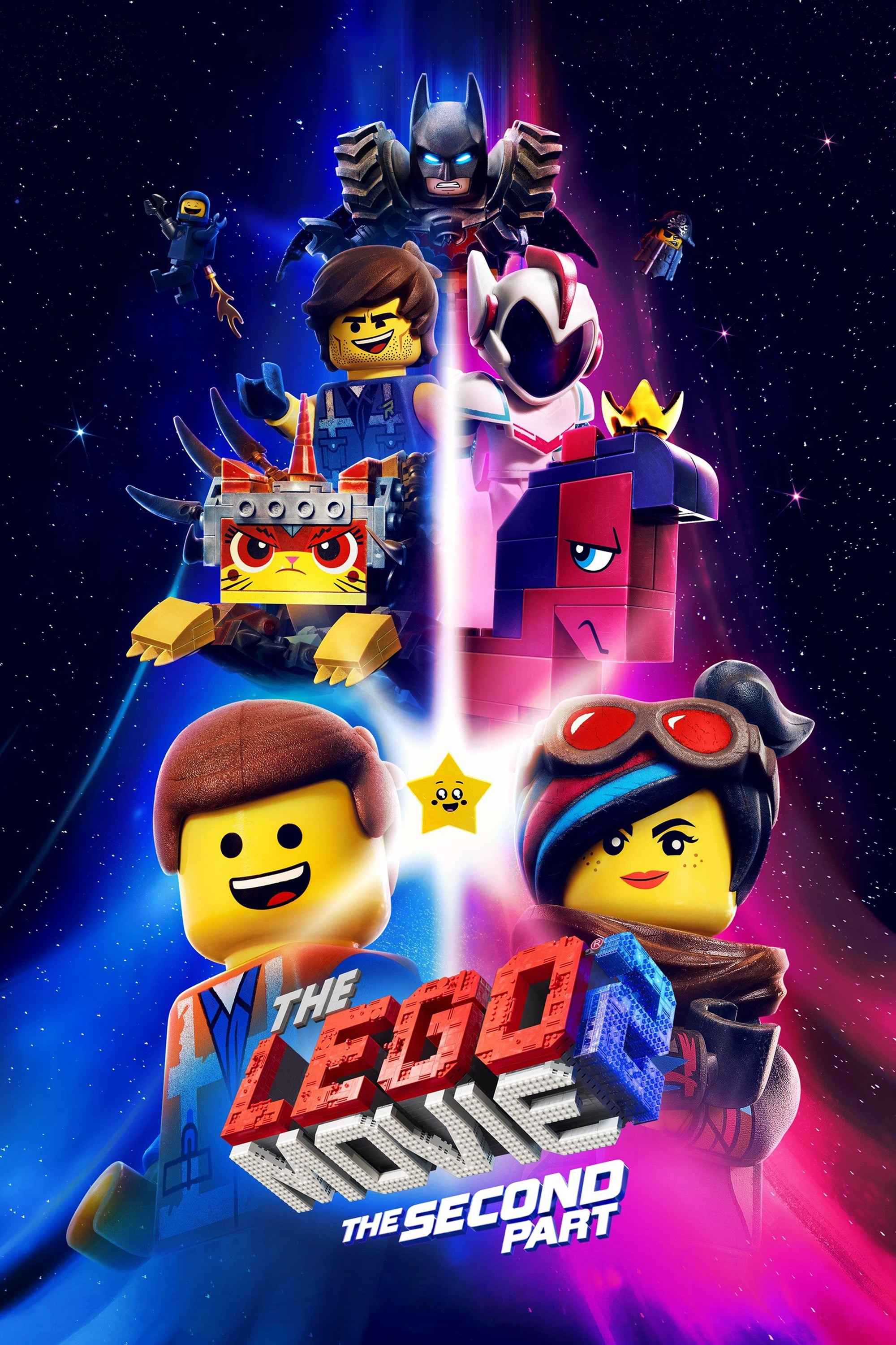 "Poster for the movie ""Η Ταινία Lego 2"""