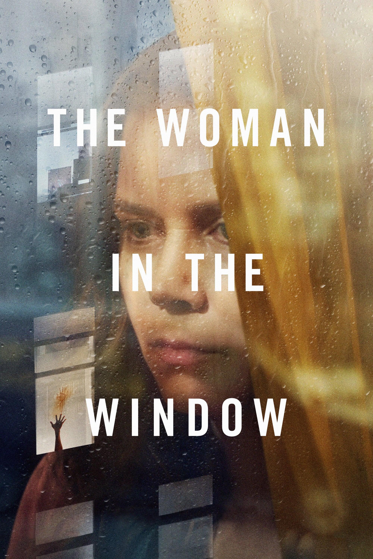 "Poster for the movie ""Η Γυναίκα στο Παράθυρο"""