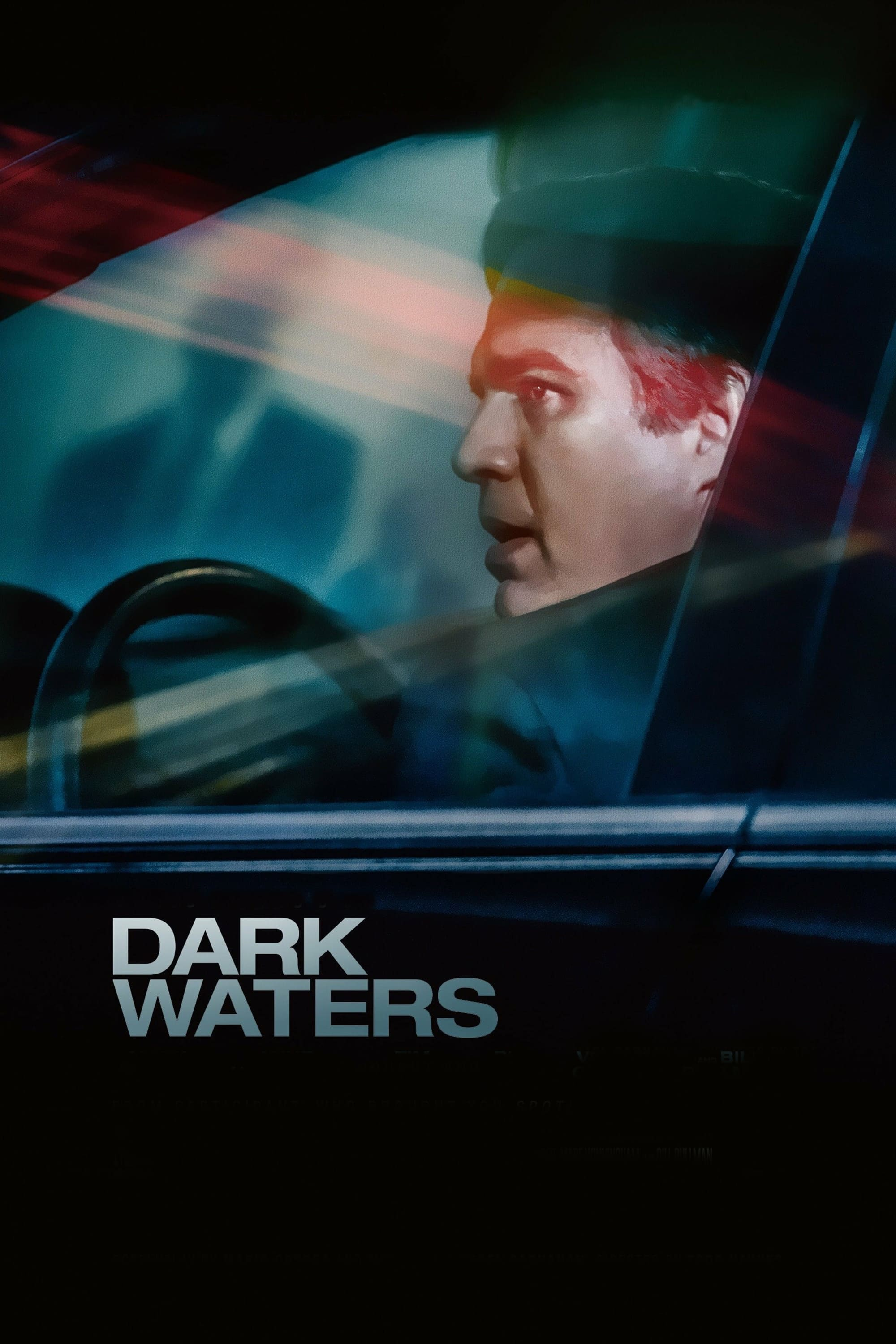 "Poster for the movie ""Dark Waters"""