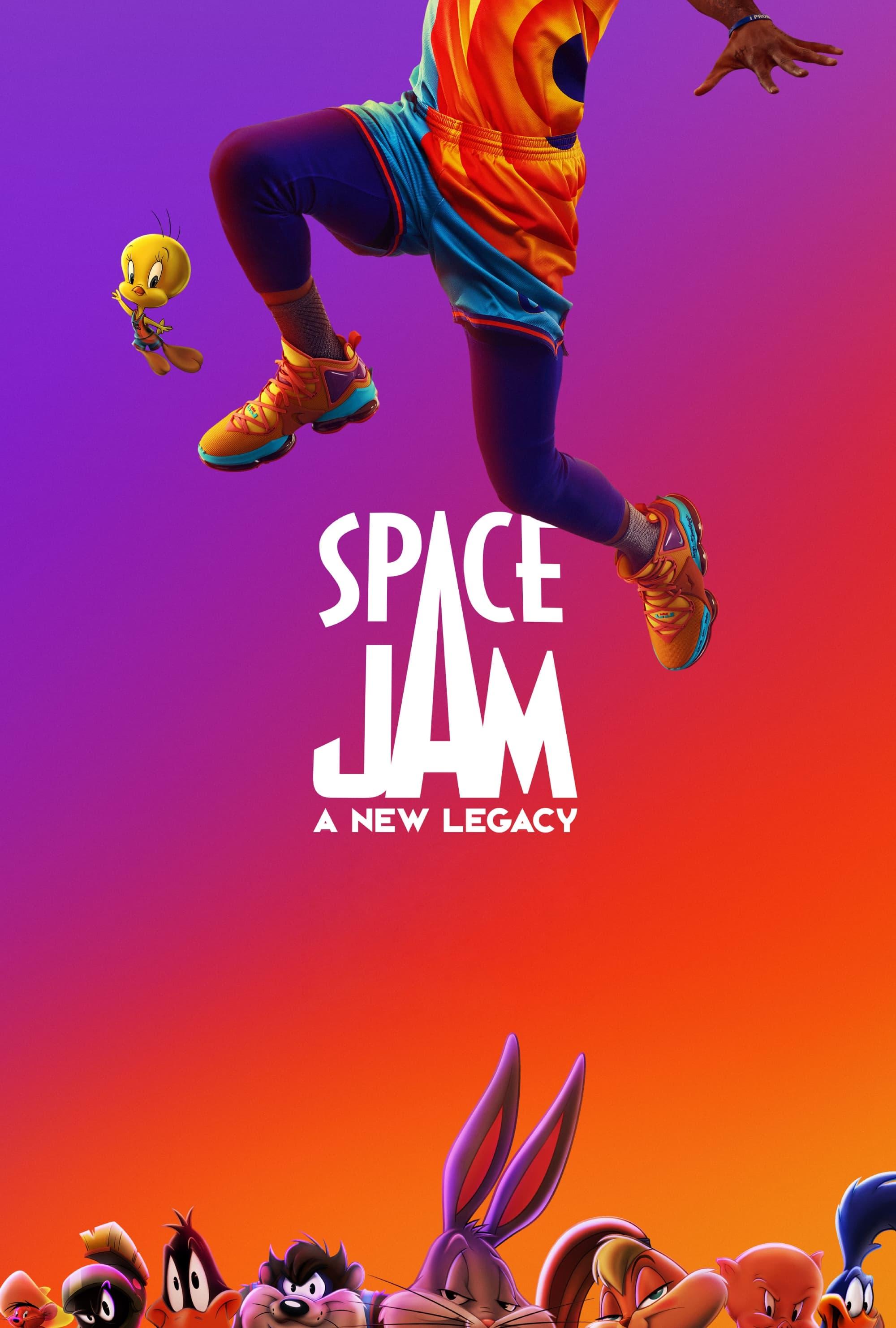 "Poster for the movie ""Διαστημικά Καλάθια: Η Νέα Γενιά"""