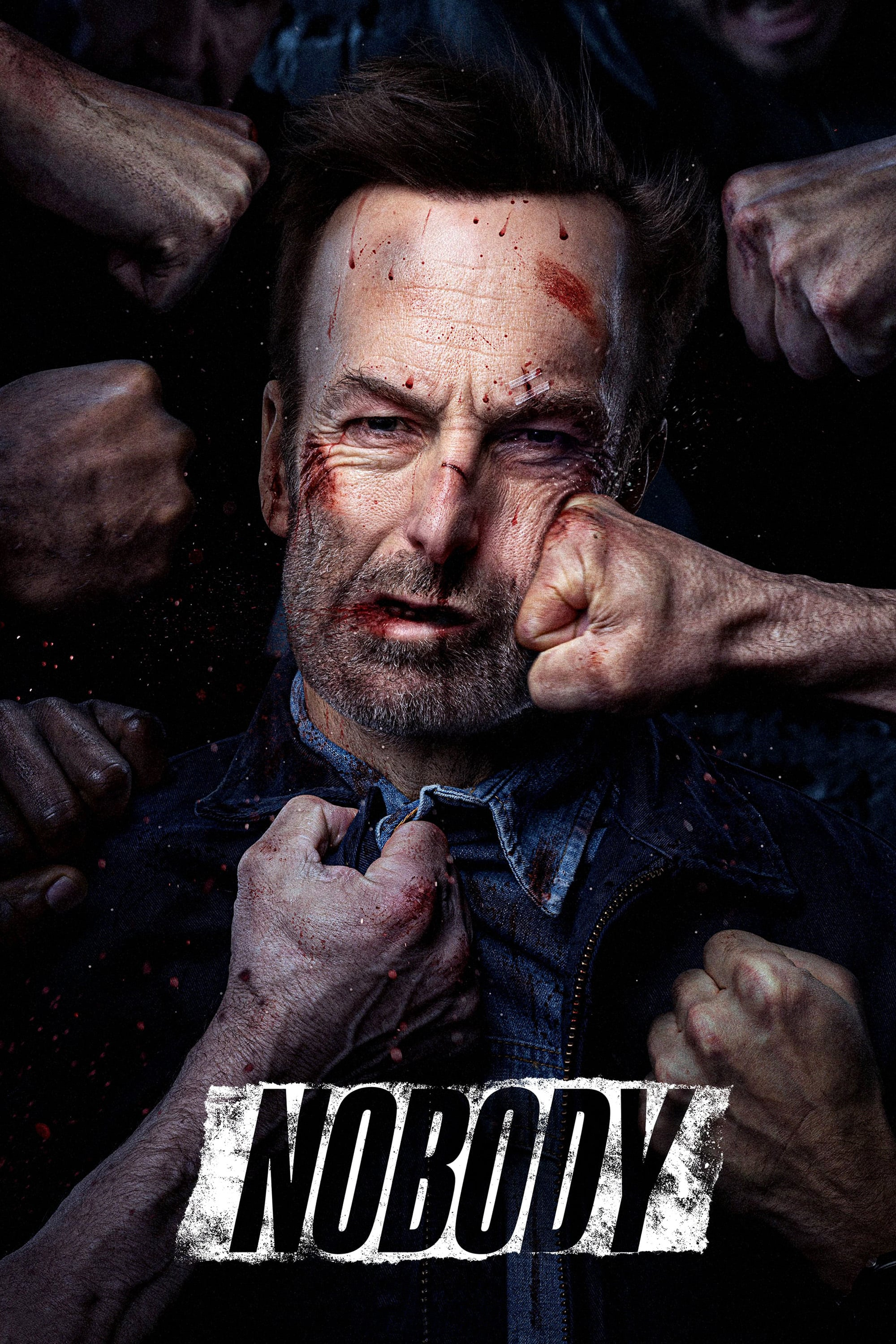 """Poster for the movie """"Κανένας"""""""