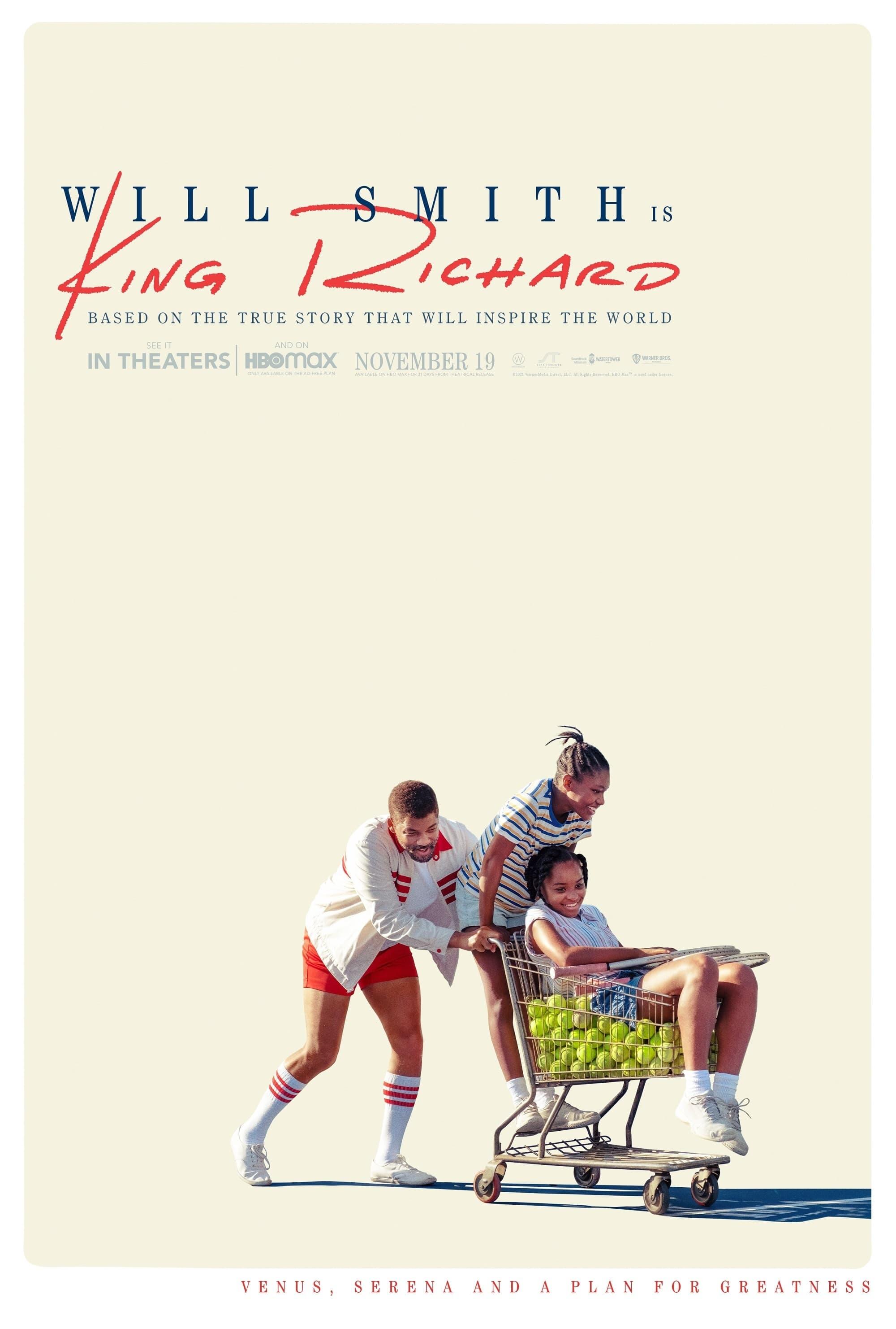 "Poster for the movie ""Η Μέθοδος των Γουίλιαμς"""